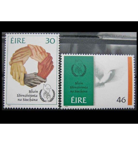 """Ирландия 1986 г. """"Международный год дружбы"""""""