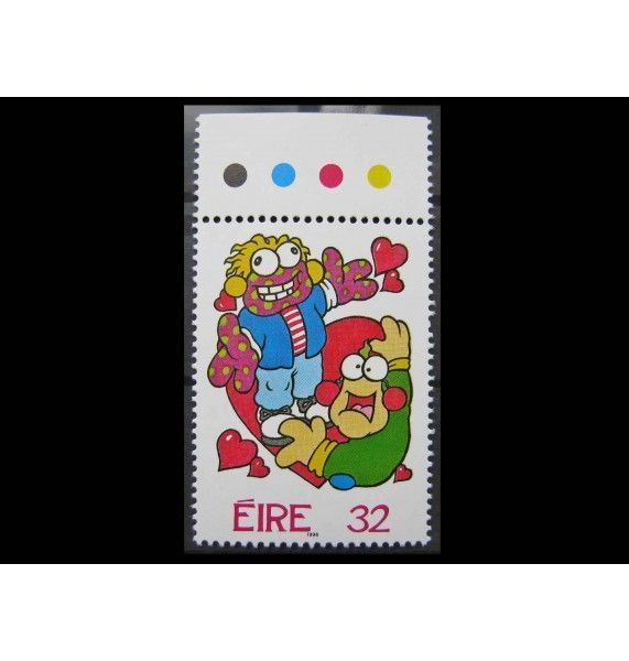 """Ирландия 1996 г. """"Поздравительная марка"""""""