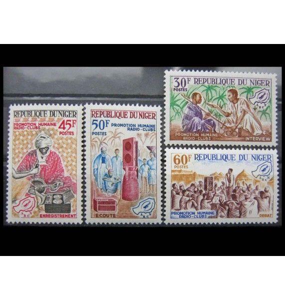"""Нигер 1965 г. """"Народное образование"""""""