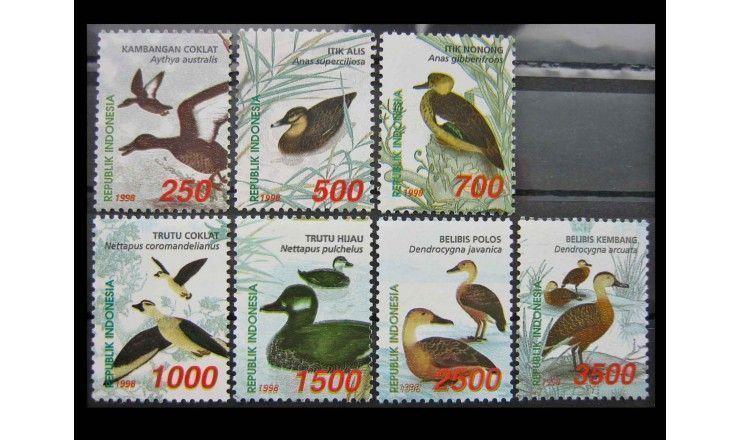 "Индонезия 1998 г. ""Утки"""