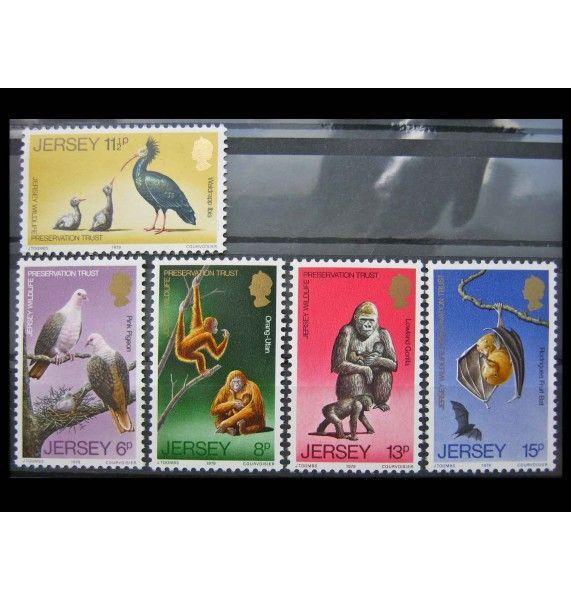 """Джерси 1979 г. """"Защита диких животных"""""""