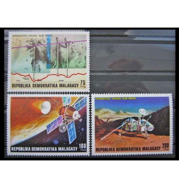 "Мадагаскар 1976 г. ""Программа «Викинг»"""
