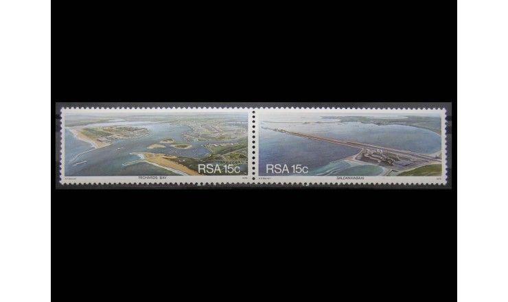 """ЮАР 1978 г. """"Экспортный порт"""""""