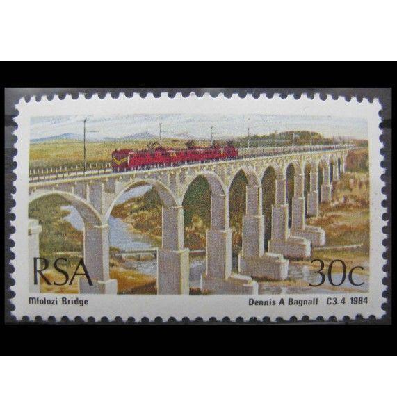 """ЮАР 1984 г. """"Мост"""""""