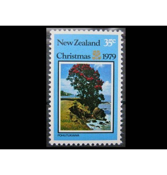 """Новая Зеландия 1979 г. """"Рождество"""""""
