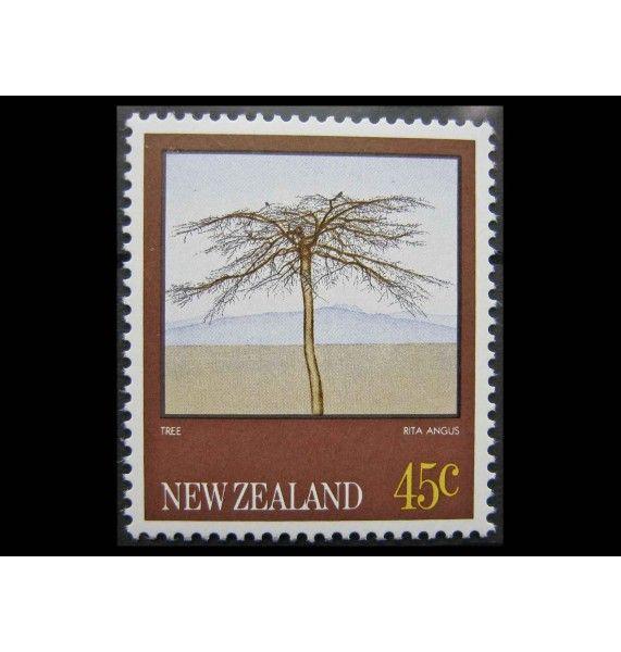 """Новая Зеландия 1983 г. """"Картины Риты Ангуса"""""""