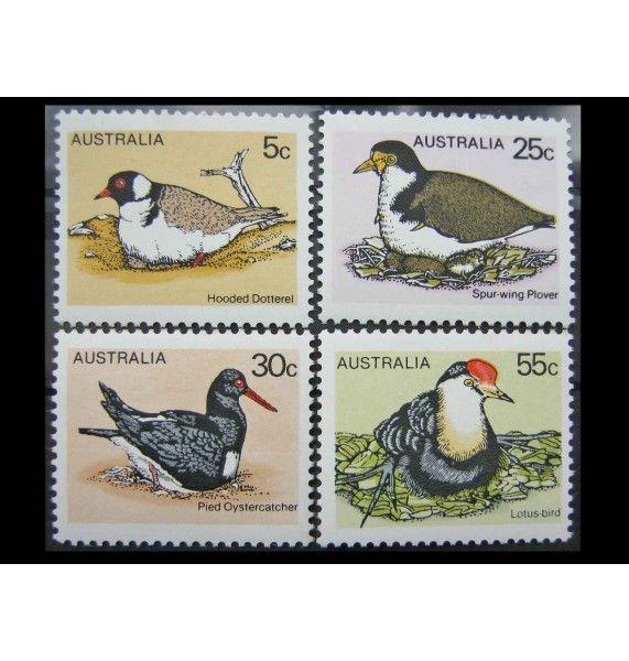 """Австралия 1978 г. """"Птицы"""""""
