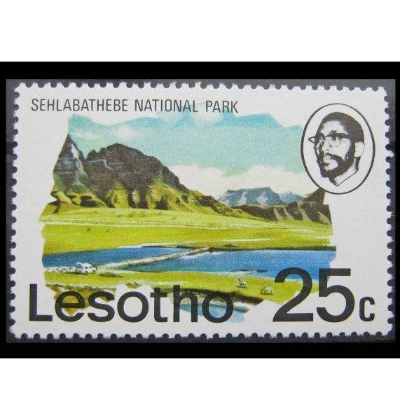 "Лесото 1976 г. ""Местные мотивы"""