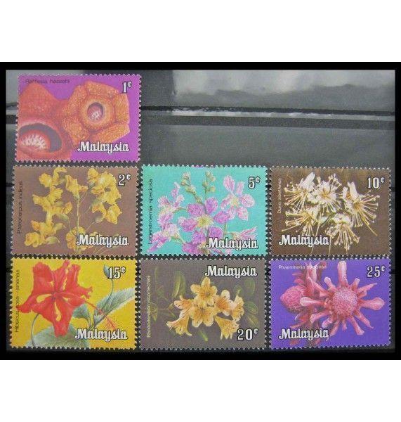 "Малайские штаты 1979 г. ""Цветы"""