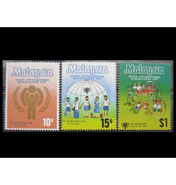 "Малайзия 1979 г. ""Международный год ребенка"""