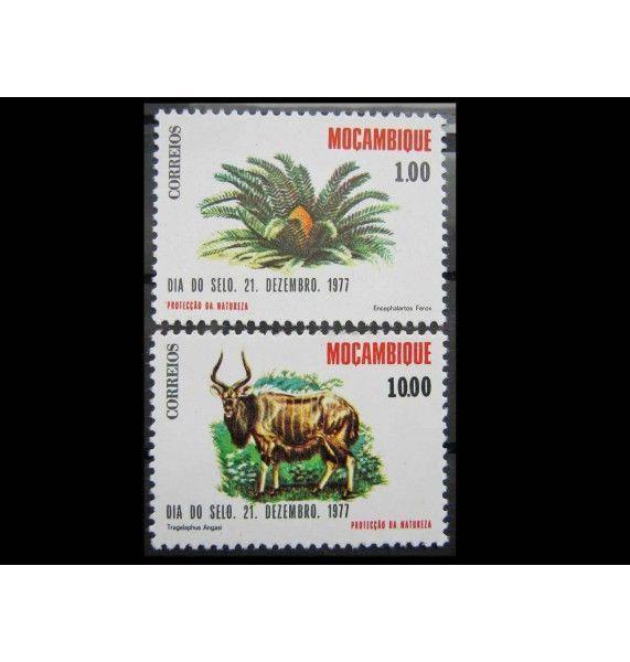 "Мозамбик 1977 г. ""Охрана природы"""