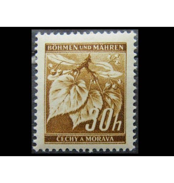 """Германия (Богемия и Моравия) 1941 г. """"Липа"""""""