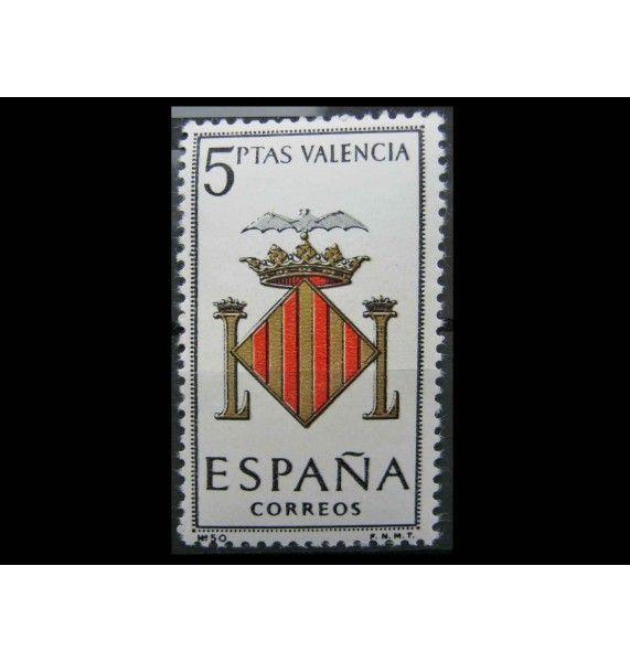 """Испания 1966 г. """"Герб г. Валенсия"""""""