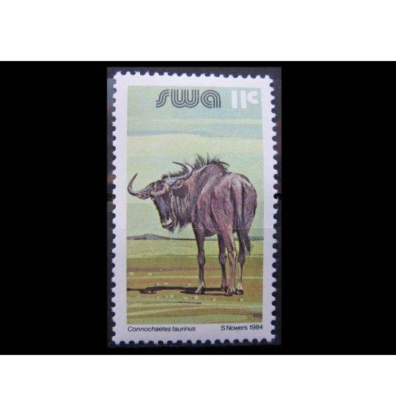 """Юго-Западная Африка 1984 г. """"Дикие млекопитающие"""""""