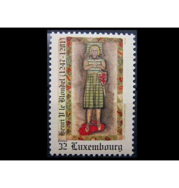 """Люксембург 1997 г. """"Генрих V (граф Люксембурга)"""""""