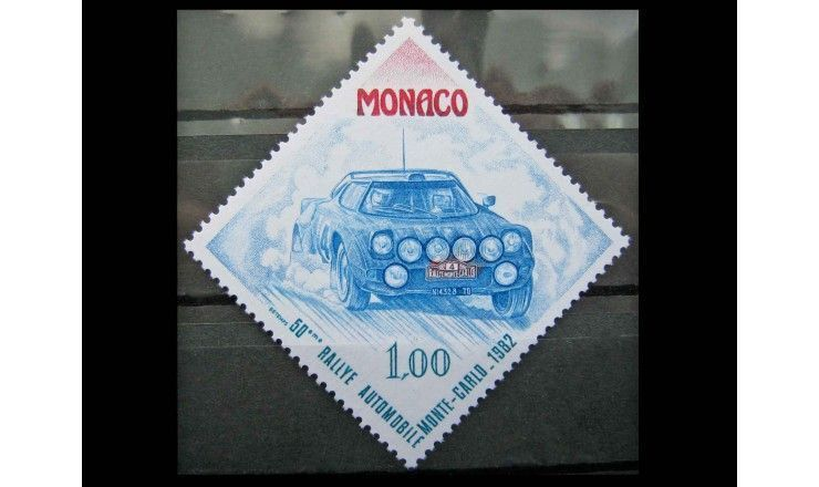 "Монако 1981 г. ""50-летие Ралли Монте-Карло (1982)"""