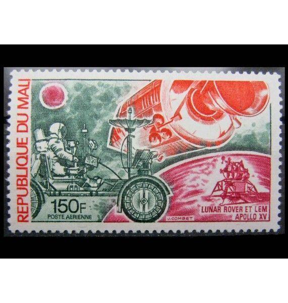 """Мали 1972 г. """"Покорение космоса"""""""