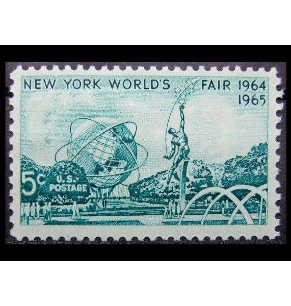 """США 1964 г. """"Всемирная выставка 1964/1965, Нью-Йорк"""""""
