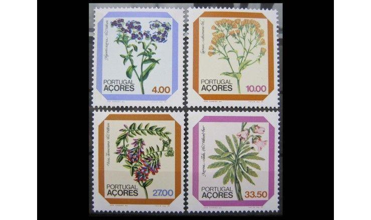 "Азорские острова 1982 г. ""Цветы"""