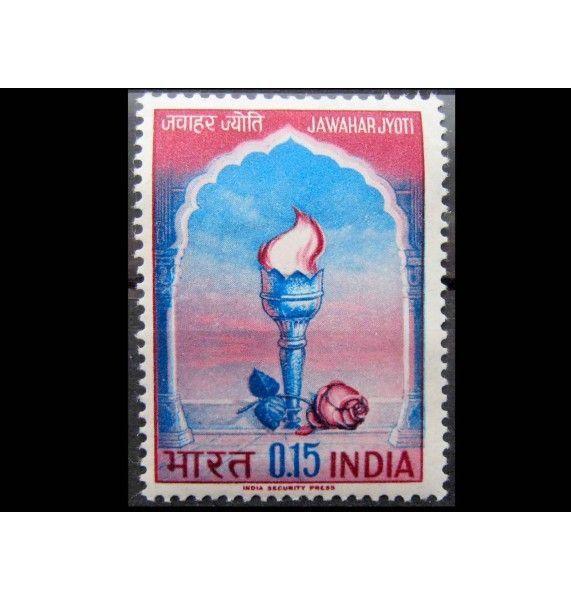 """Индия 1965 г. """"1 годовщина смерти Джавахарлала Неру"""""""