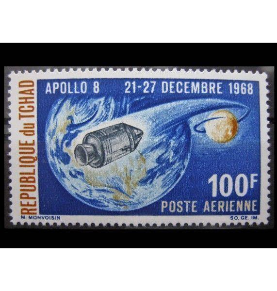 """Чад 1969 г. """"Аполлон-8"""""""
