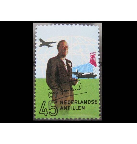 "Нидерландские Антиллы 1971 г. ""60-летие принца Бернарда"""