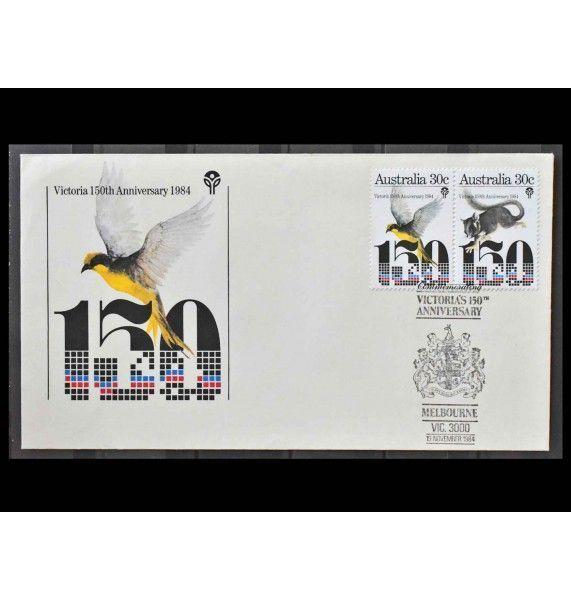 """Австралия 1984 г. """"150-летие заселения Виктории"""""""