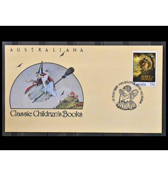 """Австралия 1985 г. """"Детская книга"""""""