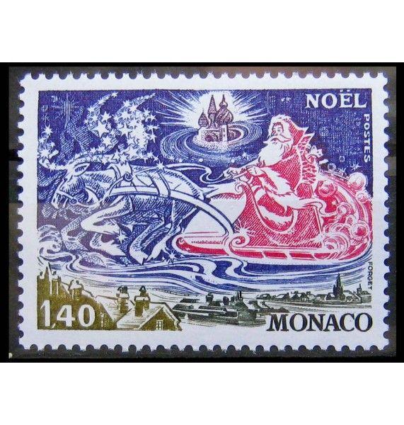 "Монако 1977 г. ""Рождество"""