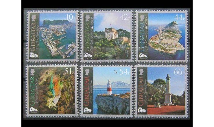 "Гибралтар 2012 г. ""Виды Гибралтара"""