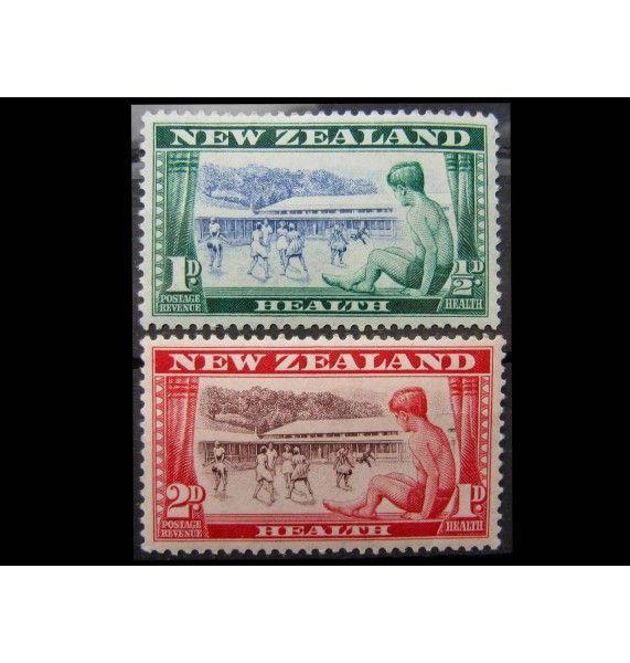 """Новая Зеландия 1948 г. """"Здоровье"""""""