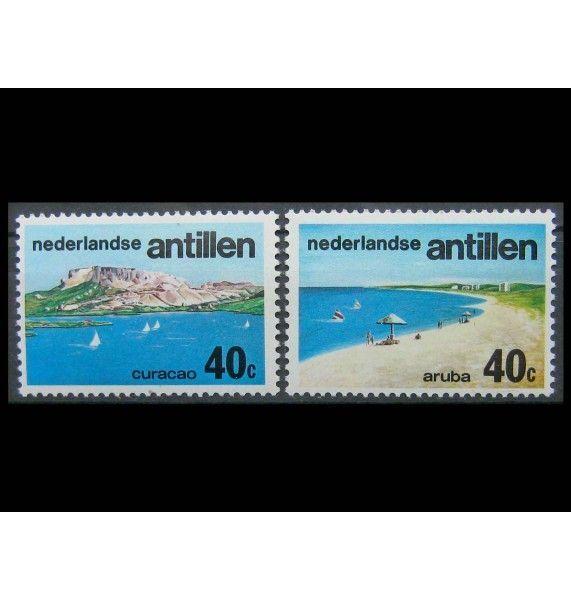 """Нидерландские Антиллы 1976 г. """"Туризм"""""""