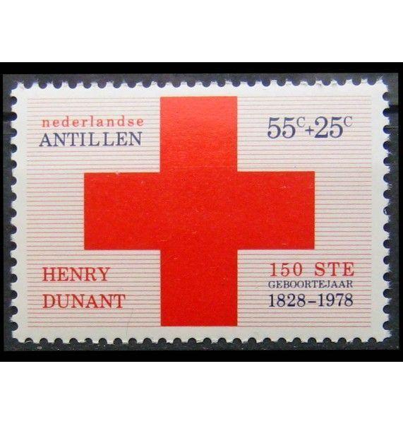 """Нидерландские Антиллы 1978 г. """"Красный Крест"""""""