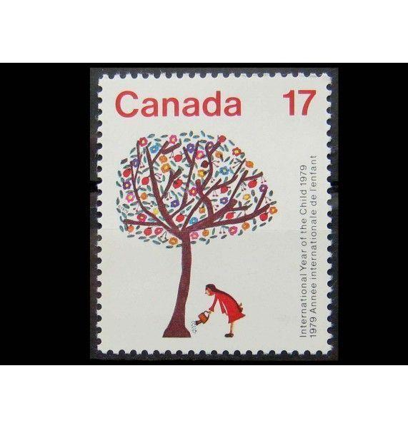 """Канада 1979 г. """"Международный год ребенка"""""""