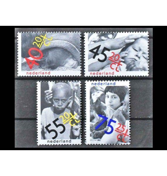 "Нидерланды 1979 г. ""Международный год ребенка"""
