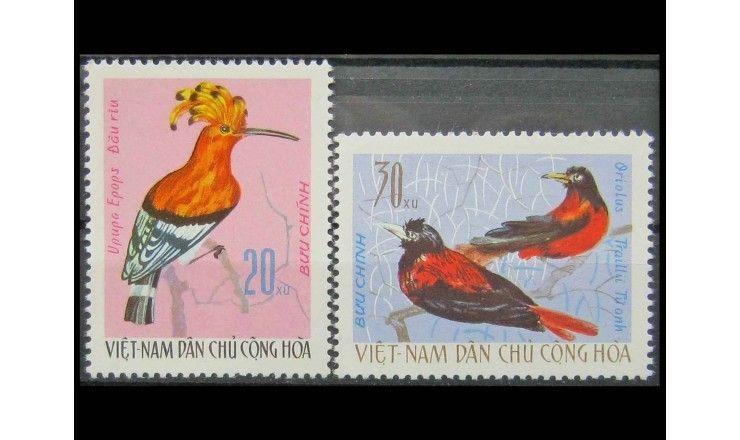 """Вьетнам 1966 г. """"Птицы"""""""