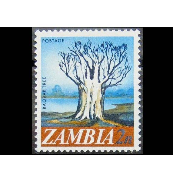 """Замбия 1968 г. """"Почтовые марки в десятичной валюте"""""""