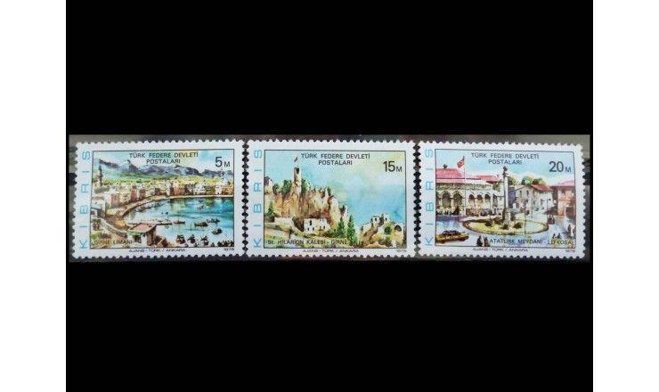 "Турецкий Кипр 1976 г. ""Туризм"""