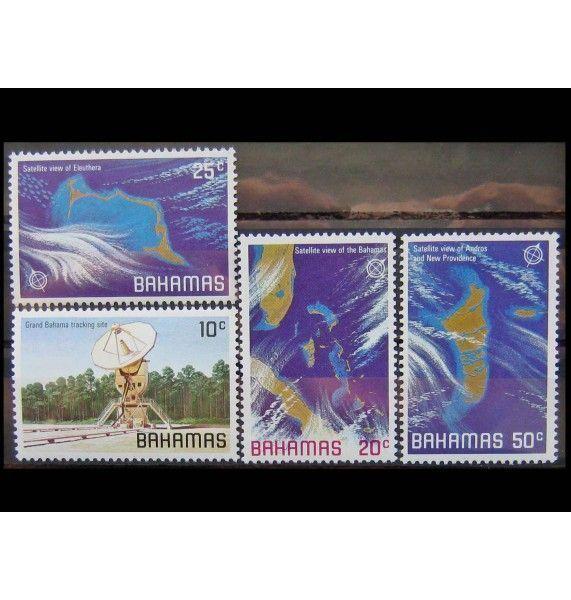 """Багамские острова 1981 г. """"Космонавтика"""""""