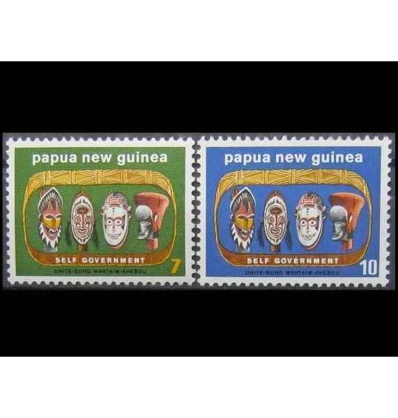 """Папуа-Новая Гвинея 1973 г. """"Самоуправление"""""""