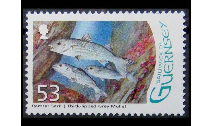 """Гернси 2008 г. """"Рыбы"""""""