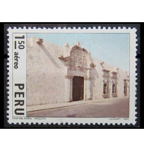 """Перу 1974 г. """"Moral House, Арекипа"""""""