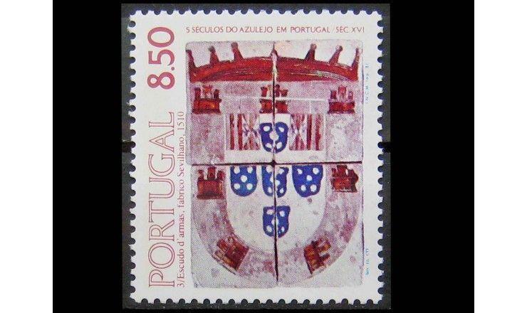 """Португалия 1981 г. """"Португальский азулежу"""""""