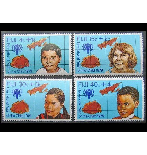 """Фиджи 1979 г. """"Международный год ребенка"""""""