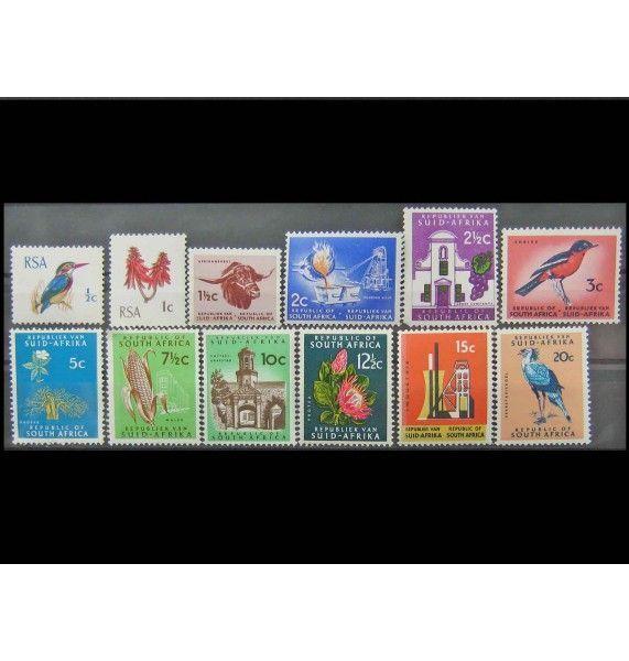 """ЮАР 1969/1970 гг. """"Флора и фауна ЮАР"""""""