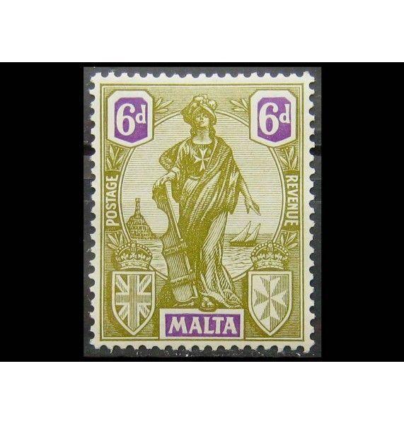 """Мальта 1922 г. """"Геральдика"""""""