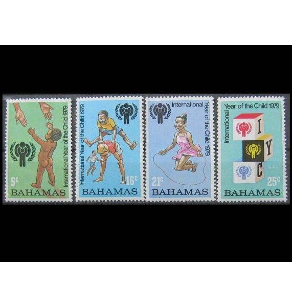 """Багамские острова 1979 г.  """"Международный год ребенка"""""""