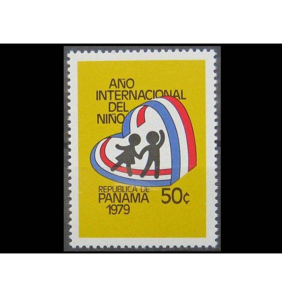 """Панама 1979 г. """"Международный год ребенка"""""""