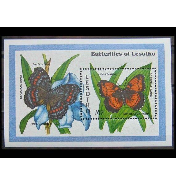 "Лесото 1993 г. ""Бабочки"""