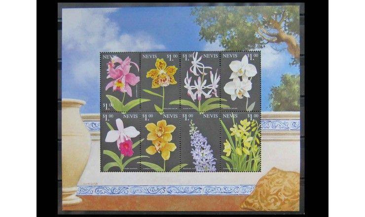 """Невис 1999 г. """"Орхидеи"""""""